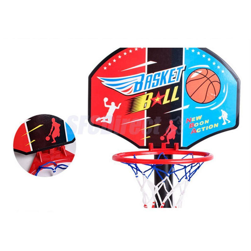 Pool Float Set with 4 Balls Included Pool Toys Pool Games for Kid and Adults Inflatable Pool Volleyball Set /& Basketball Hoop Pool Volleyball Net Floating Basketball Hoop for Swimming Pool