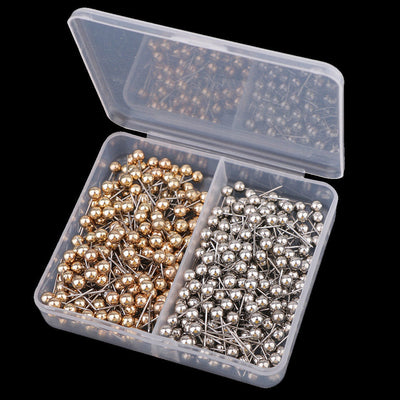 900 Pcs Map Tacks Push Pins Small Size Mixed Colors Decorative Push Pins