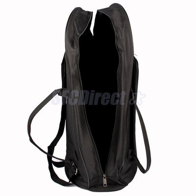 Water-resistant Cloth Bag Double Shoulder Strap Pocket for French Horn Tuba