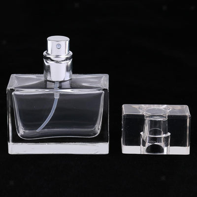 2PCS Refillable Perfume Bottle Crystal Atomizer for Travel Sprayer 30ML