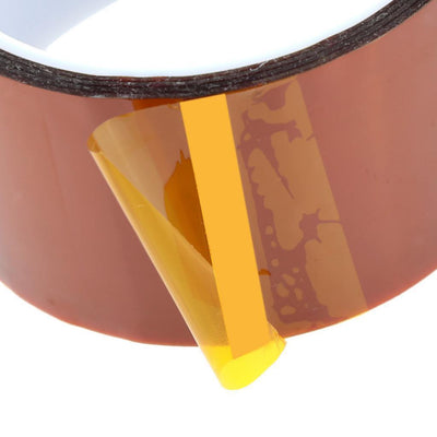 5cm High Temperature Heat Resistant Polymide Self Adhesive Strong Tape