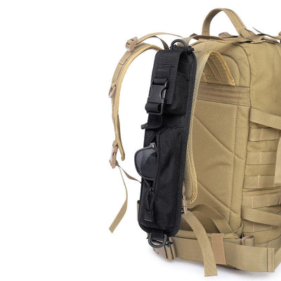 MagiDeal Tactical Molle Accessory Bag Backpack Shoulder Strap Bag Tool Pouch