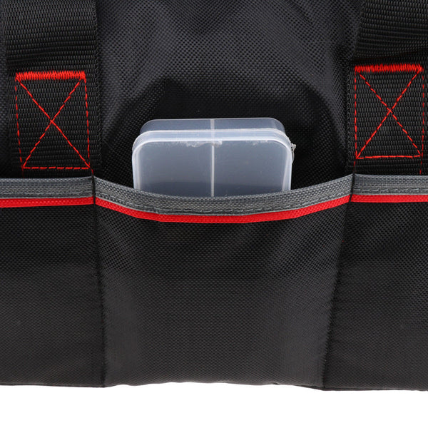 14 Inch Electrician Tool Bag Utility Pouch Kits Holder Canvas Cloth