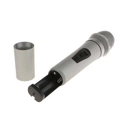 High Quality FM Wireless Microphone Mic Mike for Karaoke/Online Singing