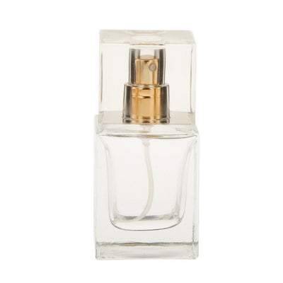 Refillable Empty Perfume Spray Bottle Rectangle Atomizer Travel Gifts 30ml