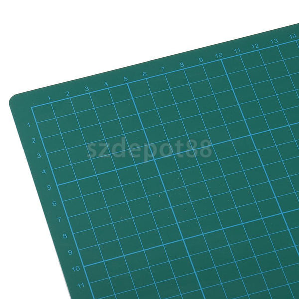 A3 Cutting Mat Self Healing Printed Grid Non Slip Framing Surface Board