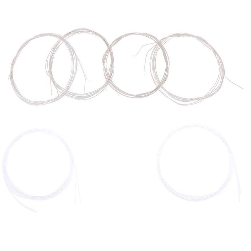 11pcs/Set Clear Nylon Strings 1st-6th for Oud Replacement Accessory