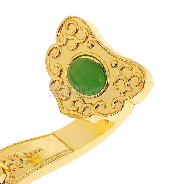 Fengshui Golden Ruyi Scepter Chinese Feng Shui for Home Office Decoration