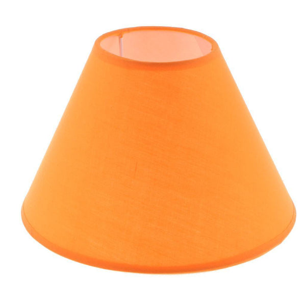 Table Lamp Shade Lampshade Cover Bedside Lamp Desk Lamp Home Lighting Orange