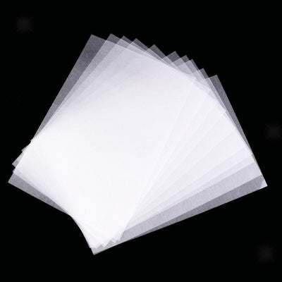 20pcs Heat Shrinkable Paper Shrink Film Paper Sheets for DIY Hanging Charms