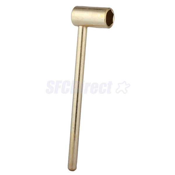 "Guitar Truss Rod HEX Wrench Tool Nut for GIBSON Guitar Part 5/16"" 8mm Golden"