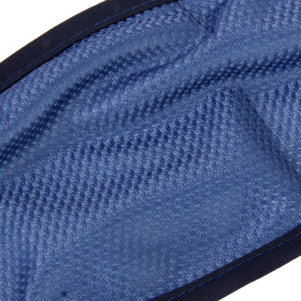 Male Dog Belly Band Wrap Belt Toilet Training Diaper Nappy Sanitary Blue Size L
