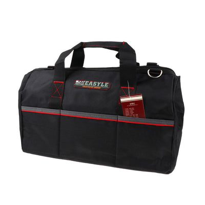 MagiDeal 16 Inch Multi-functional Electrician Tool Storage Bag with Tool Box