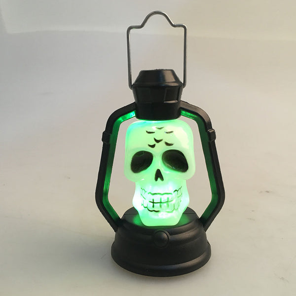 Halloween Colorfuls Pumpkin Ghost Scray Outdoor Bar Lamp LED Hanging Light