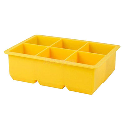 Silicone Ice Cube Tray Maker Mould Chocolate Novelty New Ice Cube Mold *1