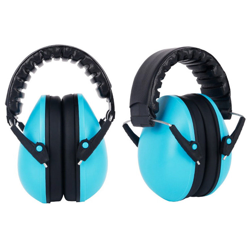 2Pcs BABY Safer Ear Defenders Earmuffs Hearing Protection Chidren Boys Girls