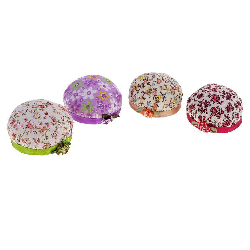 Hotsale Sewing Crafts Needle Pin Storage Holder Cushion Cute Floral Design