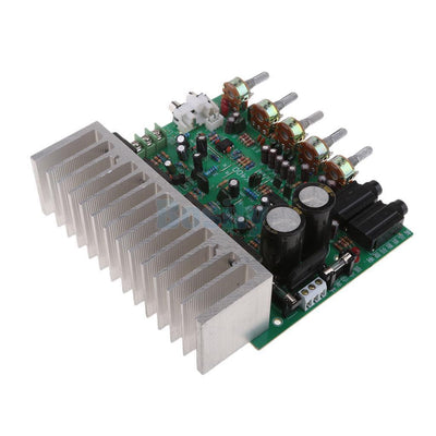 Audio Amplifier Board HIFI Digital Reverb Power Amplifier