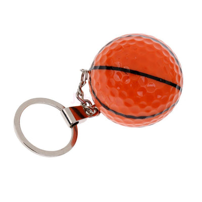 Portable Basketball Bag Football Holder Carrier+Keychain+Ball Pump Needle