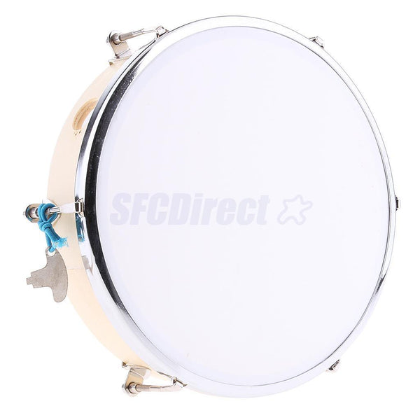 Home School Tunable Hand Drum Kids Educational Toys Musical Instrument 8inch