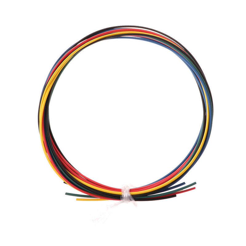 180ft Heat Shrink Tubing Cable Electric Wire Wrap Sleeve Tube Kit 2:1