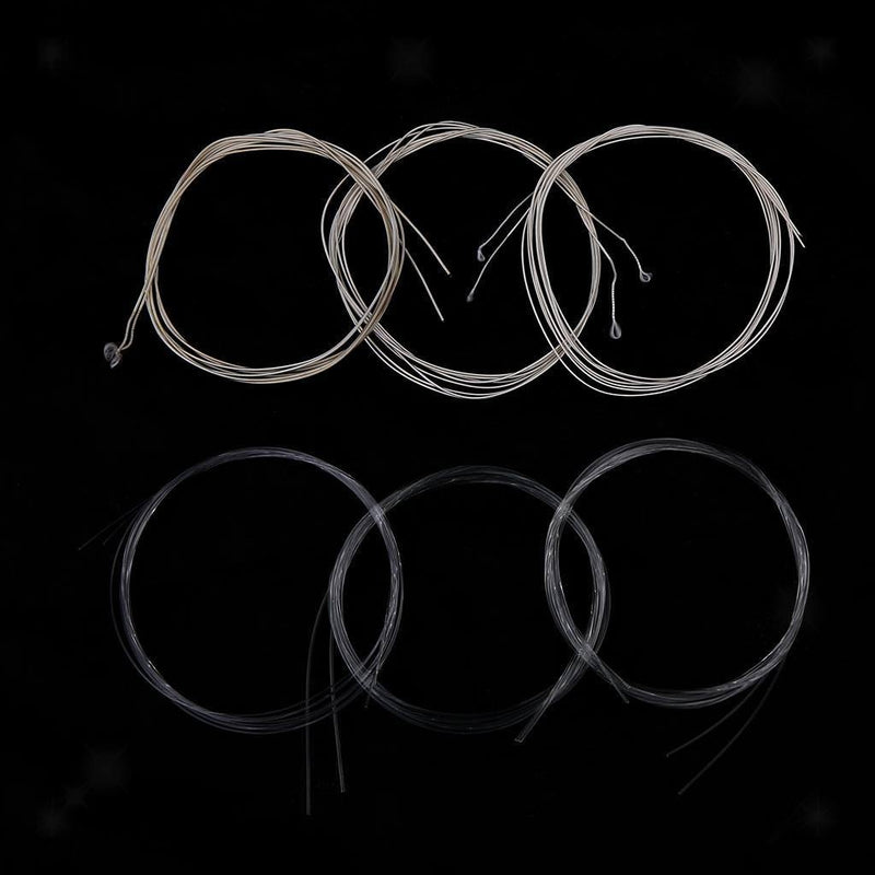 Oud Nylon Clear Strings 12 Strings G-D-A-E-B-F String Instrument Parts