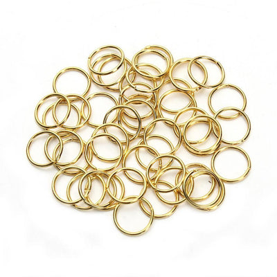 2900 Pcs Mix Open Jump Ring link loop for DIY Jewelry Findings Connector