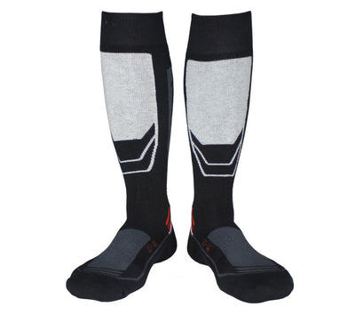 2 Pairs Men Women Ski Snow Socks Stockings for Hiking Walking Winter Sports