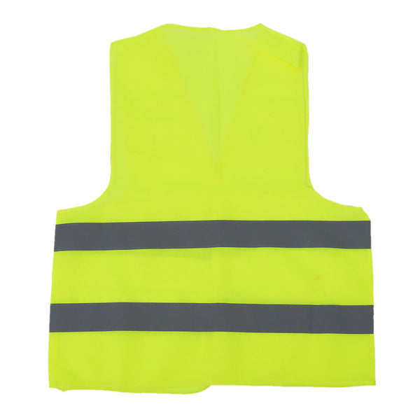 Safety vest Reflecting Strips Yellow Fluorescent High Visibility B6O7 E3P7