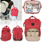 Diaper Bag Multifunction Waterproof Travel Backpack Nappy Bags for Baby Care