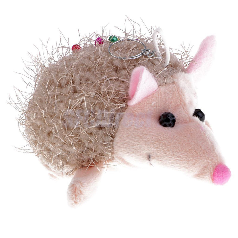 Hedgehog Shape Fabric Pin Cushion Pin Quilting Holder DIY Sewing Craft Tool
