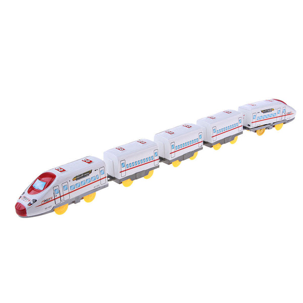 Mini Train Toys Battery Operated Electric Train Toys Christmas Birthday Gift