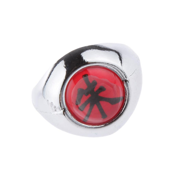Naruto Shppuden Uchiha Itachi Akatsuki Ring Forehead Band Headband Necklace