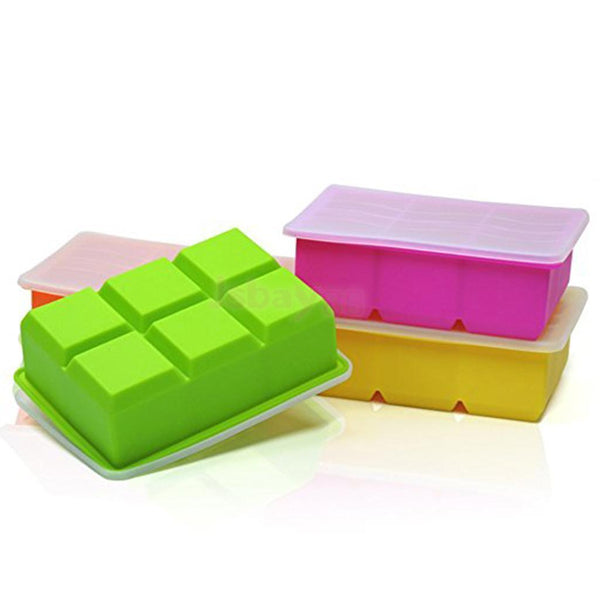 Silicone Mould Ice Cube Unique Novelty Party Drink - Freeze Ice Cube Mold #1