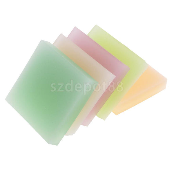 12pcs Square Rubber Carving Blocks for DIY Rubber Stamp Making Printing