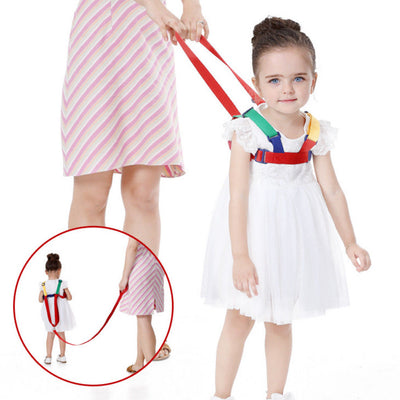 Toddler Childs Baby Safety Harness Belt Walking Strap Keeper Anti Lost Line