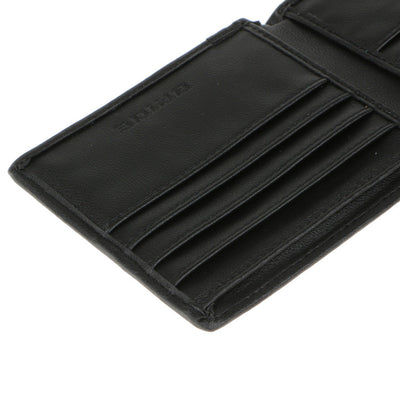 2pcs High Quality Racing Fabric Bifold Wallet Leather Nice Gradate Men Style