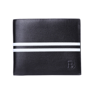 Men's Faux Leather ID Credit Card Holder Clutch Bifold Wallet Coin Purse Pockets