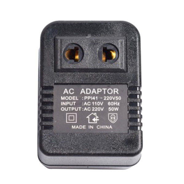 Universal AC Power Plug World Travel Adapter Converter 110v to 220v Step Up