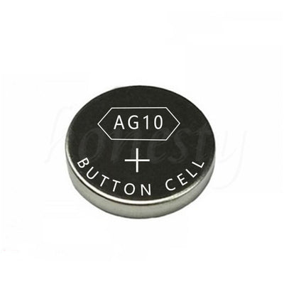 12X Button Cell Battery For AG10 1.55V LR1130 LR54 L1131 SR1130 Bicycle Lamp