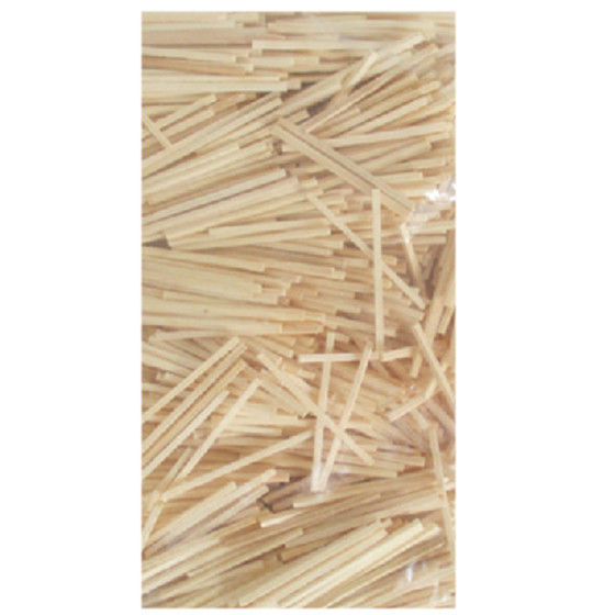 Pack of 1000 matchsticks, Wood color CT3785 D7F3