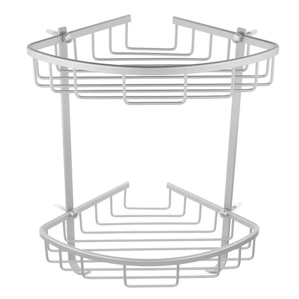 Shower Caddy Holder Wall Tray Bath Bathroom Kitchen Organizer Storage Basket