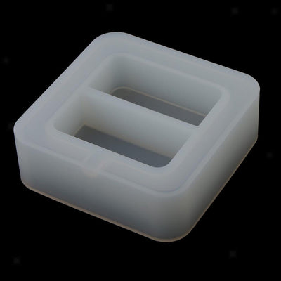 DIY Square Ashtray Silicone Mold Mould Handmade Ornament Jewelry Making Tool