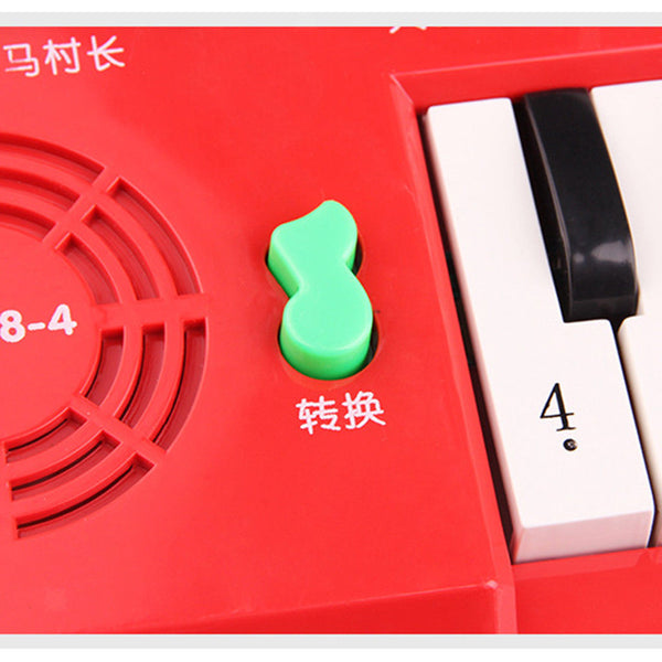 MagiDeal Baby Musical Electronic Keyboard Paino Kids Music Learning Toys