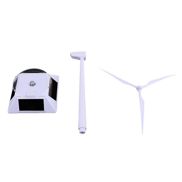 1 Set DIY Solar Powered Windmill Toys Science Toys for Kids Preschool Toys