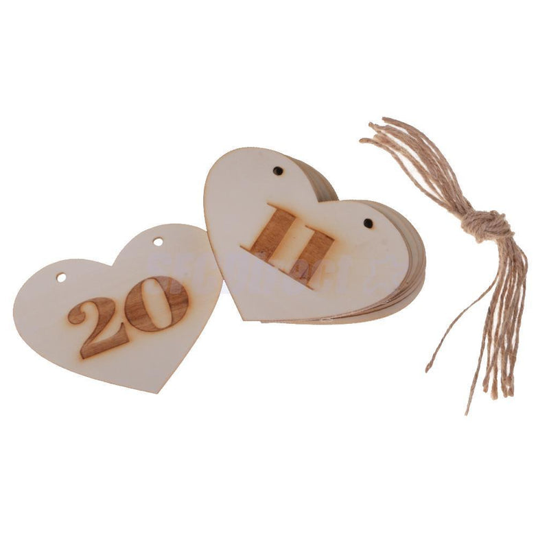 Ser Rustic Wooden Key /& Locks Shape Embellishment Tag with String 20PCS
