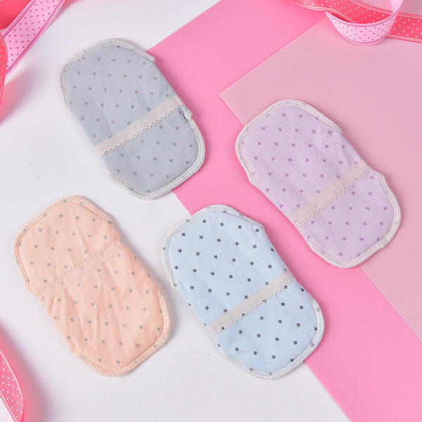 140mm Feminine Women Reusable Washable Cotton Cloth Menstrual Mama Pad 5.5in、New