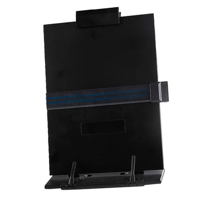Copy Holder Easel Desktop Document Holder Reading Stand Typist Stand Black