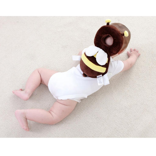 2pcs Nursing Drop Resistance Wing Head Protection Toddler Pad Neck Cushion