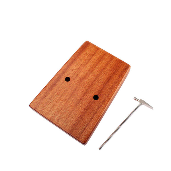 17 Keys Kalimba Thumb Piano Kalimba Accessory for Hand Percussion Parts